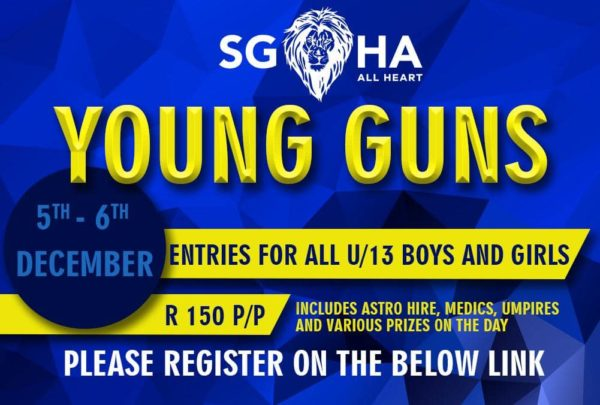 SGHA - Young Guns Event